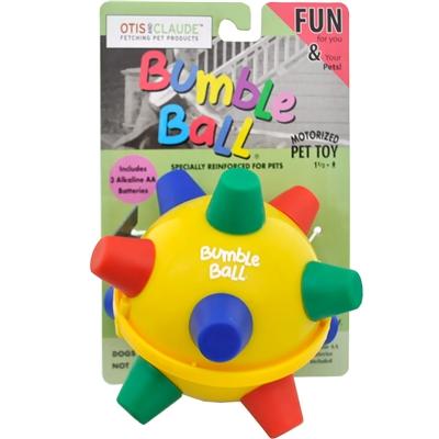 Bumble Ball® Motorized Dog Toy