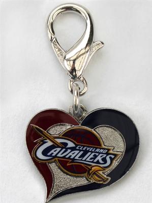 Cleveland Cavaliers NBA Dog Collar Charm