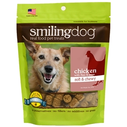 Smiling Dog Soft & Chewy Treats - 8 oz.