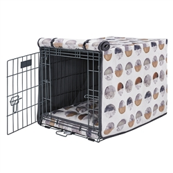 Luxury Crate Cover Eclipse Microvelvet