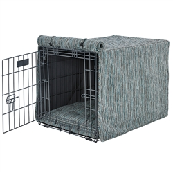 Luxury Crate Cover Teaka Chenille