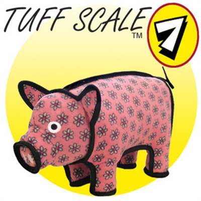 Jr. Polly Pig by Tuffy's Barnyard Series
