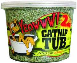 DUCKYWORLD YEOWWW! CATNIP TUB 2OZ