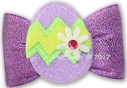 Colored Eggs, Purple