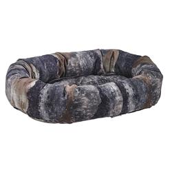 Donut Bed Sonoma Microvelvet