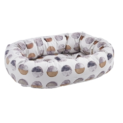 Donut Bed Eclipse Microvelvet