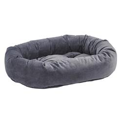 Donut Bed Amethyst Microvelvet