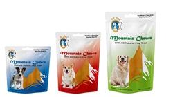 Mountain Chews - Yak Milk Cheese Dog Chew from the Himalayas