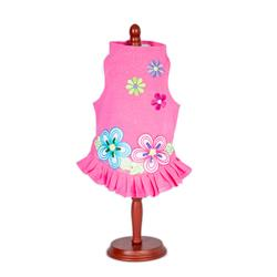 Flower Power Flounce Dress