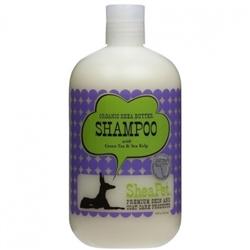 EARTHBATH SHEAPET SHEA BUTTER SHAMPOO WITH GREEN TEA & SEA KELP 18OZ