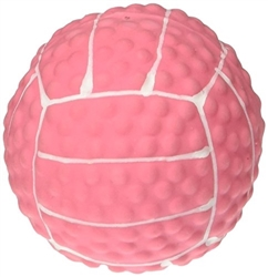 COASTAL PET PRODUCTS LI'L PALS LATEX VOLLEYBALL BALL