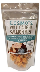Cosmo's Wild Caught Sockeye Salmon Filet