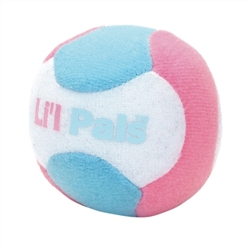 COASTAL LIL PALS PLUSH DOG TOY BABY BALL WITH BELL