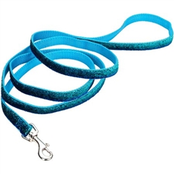 COASTAL PET ATTIRE SPARKLES LEASH BLUE
