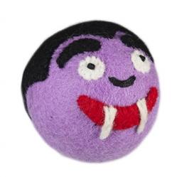 Wooly Wonkz Halloween Toy Dracula