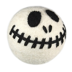 Wooly Wonkz Halloween Toy Skeleton