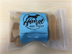 HIMAL SMALL DOG TREAT 1LB BAG