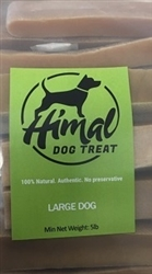 HIMAL DOG TREAT 5 LB BAG (LARGE)