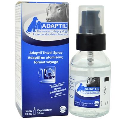 ADAPTIL (DAP) Dog Appeasing Pheromone Spray (20ml)