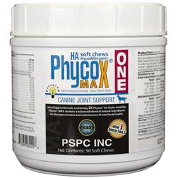 Phycox MAX HA Soft Chews 90 ct.