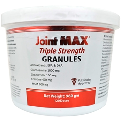 Joint Support - Joint MAX TRIPLE Strength GRANULES (960 gm)