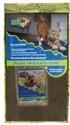OURPET'S COSMIC DOUBLE WIDE SCRATCHER