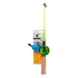 OURPET'S  FISHING ROD W/ FISH