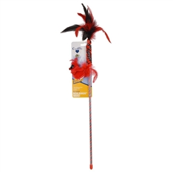 OURPET'S REAL BIRD WAND CARDINAL