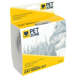 OUR PET'S 100% NATURAL CAT GRASS KIT