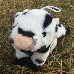 Cow w/TennisBall - Barnyard Ballers
