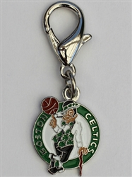 Boston Celtics Logo NBA Team Charm