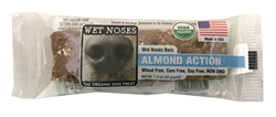 Wet Noses Almond Action Bars 1.5oz 24/Pack