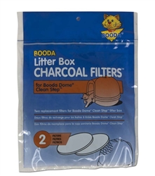 Booda Cleanstep Filters 2pk