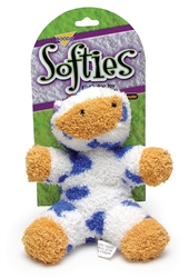 Booda Softies Cow Medium