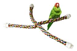 Booda Comfy Perch Cross Multicolor Medium 25in