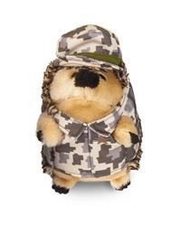 Booda Heggie Army Plush Toy