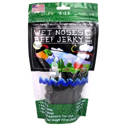 Wet Noses Beef Jerky 6oz 6/Pack