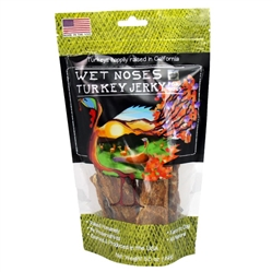 Wet Noses Turkey Jerky 5.5 oz.