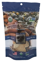 Organic Dried Acorn Squash/Sweet Potato Mix 4.5oz 6/Pack