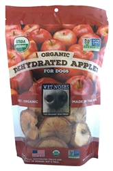 Organic Dried Apple Round Slices 5oz 6/Pack