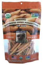 Organic Dried Sweet Potato Fries 5oz