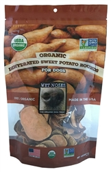 Organic Dried Sweet Potato Rounds 5oz
