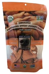 Organic Dried Sweet Potato Slices 5oz 6/Pack