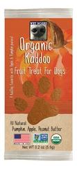 Wet Noses Organic Fruit Treats Pumpkin 1ea 30/Pack