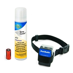 Spraysense Anti-Bark Collar