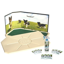Piddle Place™ Portable Pet Potty Super Saver Bundle