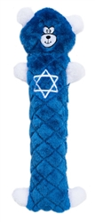 ZippyPaws Holiday Jigglerz® Hanukkah Bear