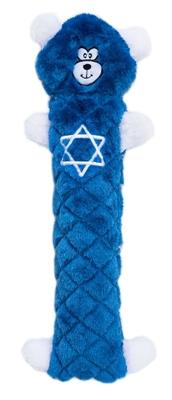 ZippyPaws Holiday Jigglerz® Hanukkah Bear