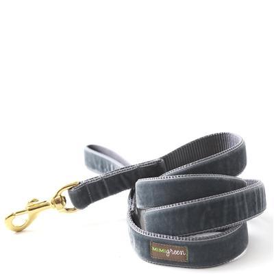 Vintage Velvet Dog Collars & Leashes