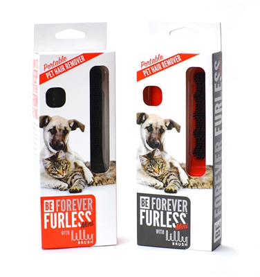 BE FOREVER FURLESS Mini (Graphie Grey)